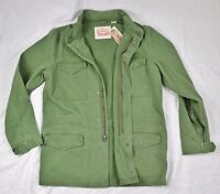 Levi's Military Style Field Jacket M65 Army Men's 100% Authentic Sizes S, M, L