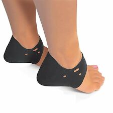 Beautyko Shock Absorbing 1 Pair Plantar Fascitis Therapy Heel Wrap Support 221