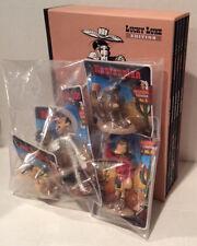 Lucky Luke Edition nel cofanetto volume 1-5 con personaggi stato 0-1
