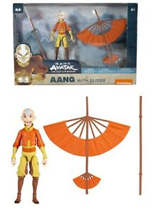 Avatar The Last Airbender Aang Glider Action Figure Mcfarlane Toys