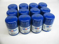 (12) Mobil 1 MO4011Oil Filter Replaces PH3980 51190 L20173 PH51A LF234 LF3554