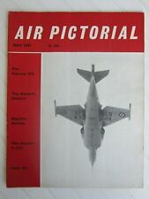 AIR PICTORIAL / may 1961/ Cesna 210/ Sopwith Dolphin/ Hawker P.112T