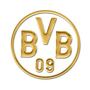 Borussia Dortmund BVB-Autoaufkleber gold