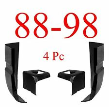88 98 4Pc Chevy Inner & Outer Cab Corner Kit, Truck 1.2MM Thick, Silverado GMC