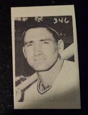 ALVIN DARK - NEW YORK GIANTS 1955 Sport Magazine Fan Club Mail In card