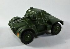 Dinky Toys No.670  (1954-70) British Army Daimler Armoured Car. Diecast B13