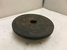 Land rover series 1 crankshaft pulley