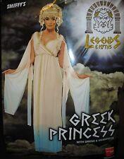 Greek Princess Costume Dress with Leaf Headpiece Adult Size 1X New #X281