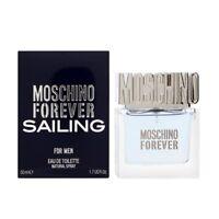 Moschino Forever Sailing Edt Eau de Toilette Spray for Men 50ml NEU/OVP
