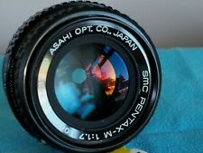 For SAMSUNG NX mount a PENTAX 50mm f1.7 Lens - HIGH QUALITY