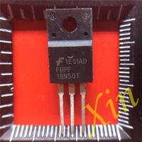 10PCS New original 18N50 FQPF18N50 FDPF18N50T TO-220F field-effect transistor