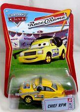 Disney Pixar Cars Race O-Rama Chief RPM diecast