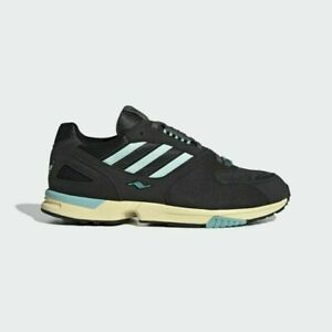 ADIDAS ORIGINALS MEN  RUNNING SHOES ZX 4000 EE4763 Black/Ice Mint sz 9 ~ 12