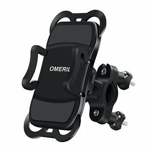 Universal Bike Phone Holder Bicycle Motorcycle Mount Holder for iPhone & Samsung