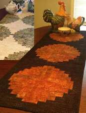 ZEN TABLE RUNNER SEWING PATTERN, From Cut Loose Press Patterns NEW