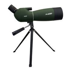 SVBONY SV28 25-75x70mm abgewinkelt Zoom MC Spektiv Wasserdicht mit Stativen DE