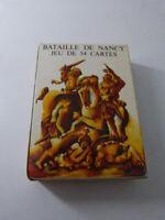 jeu de cartes BATAILLE DE NANCY  GRIMAUD (CP10)