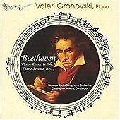 Beethoven: Piano Concerto No. 1; Piano Sonata No. 3, , Very Good