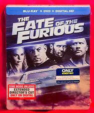 The Fate of the Furious - Best Buy Steelbook (Blu-ray) Fast & Furious 8
