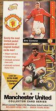 Futera Promotional Card 1997 Manchester United XL Rare