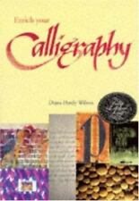 Enrich Your Calligraphy by Diana Hardy Wilson (1997, Hardcover)