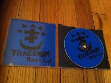 TRACORUM Rock N Soul CD Lazy Day Austine's Song Long & Loud Foolish Mind Your
