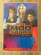 The Mod Squad Season 2 Vol. 2 DVD Peggy Lipton drama police action crime arrests