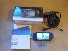 PSP SLIM PLAYSTATION PORTABLE 2004 CFW MEMORY STICK Con Scatola Usato garantito