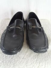 Kenneth Cole Bar N Lounge Loafers Black 12 M Men's Casual Shoes