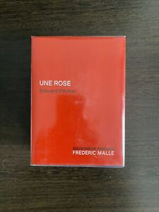 Frederic Malle Une Rose Eau de Parfum New With Box 100 ML Fragrance EDP Women