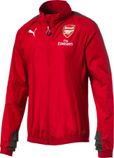PUMA Soccer Arsenal FC Vent Thermo-R Lightweight Stadium Jacket XL NWT 752130