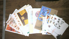 MACAU FDC COLLECTION, ALL W/CACHET