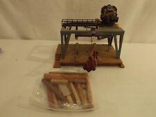 S gauge American Flyer log/lumber loader