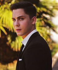 Logan Lerman UNSIGNED photo - G670 - Fury, Indignation & What Women Want