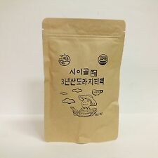 x 20 tea bags Korean Original 3 year-old Balloon flower Tea Nutrition Saponin