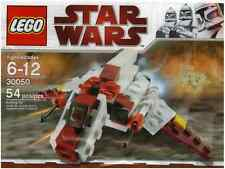 Brand New Lego - Republic Attack Shuttle - Star Wars - 30050 - Lego Promo - Rare