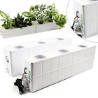 6 Holes Square Hydroponic Site Grow Kit Tomato Plant Hydroponic Planting System