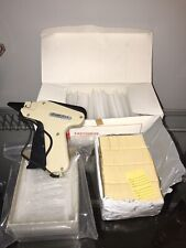 Standard Tagging Gun Kit Tags Hangers Lot Shop Booth Sale Show Pricing Inventory