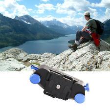 Waist Belt Strap Quick Release Mount Buckle Hanger Holder Clip GoPro Camera DSLR