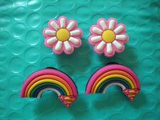 Clog Charm Plug Embellishments Fit Accessories W/Holes Bracelet