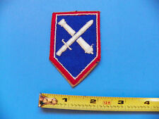 VIETNAM ORIGINAL 175TH REGIMENTAL COMBAT TEAMS (R.C.T.) PATCH-NO GLOW