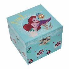 Disney DI710 Ariel Musical Jewellery Box New & Boxed