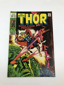 The Mighty Thor Marvel Comic #161 Feb 1969