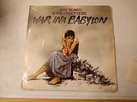 Max Romeo & The Upsetters ‎– War Ina Babylon - Vinyl LP