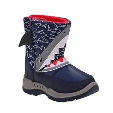 Rugged Bear Shark Toddler Boys' Winter Boots