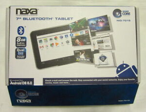 NAXA NID-7015 7-Inch Core Android 5.1 8gb Tablet