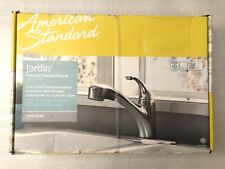 4184F American Standard Jardin Chrome Pull-Out Sprayer Kitchen Faucet NEW!