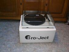 Platine vinyle pro-ject essential 3 phono