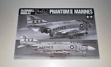 TAMIYA F-4J USMC 60308 *PARTS* INSTRUCTION MANUAL 1/32