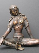 Parvati Bronze Of Nepal